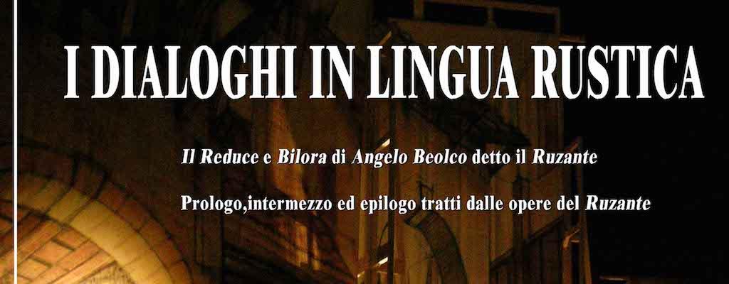 I dialoghi in lingua rustica