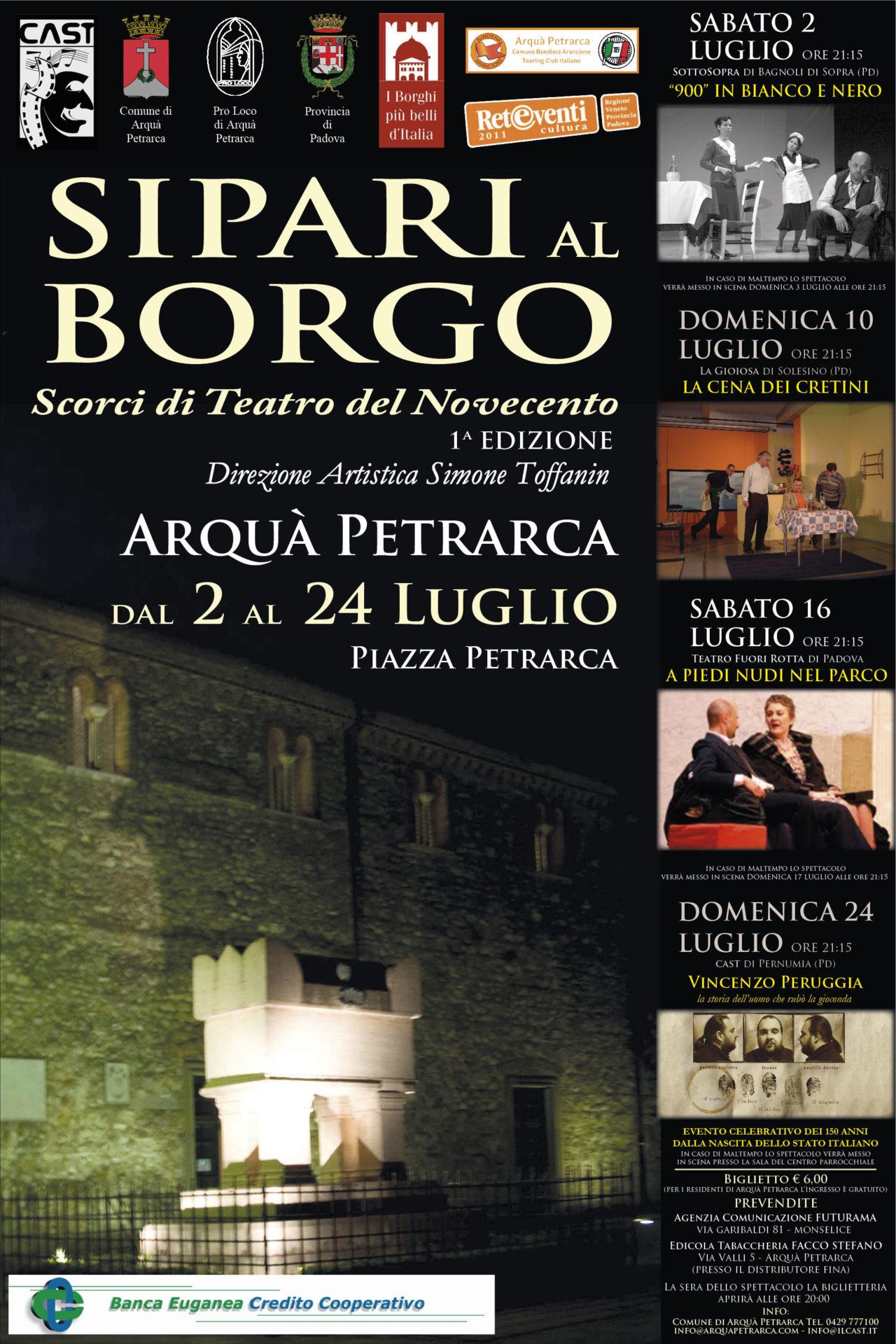 Sipari al Borgo 2011