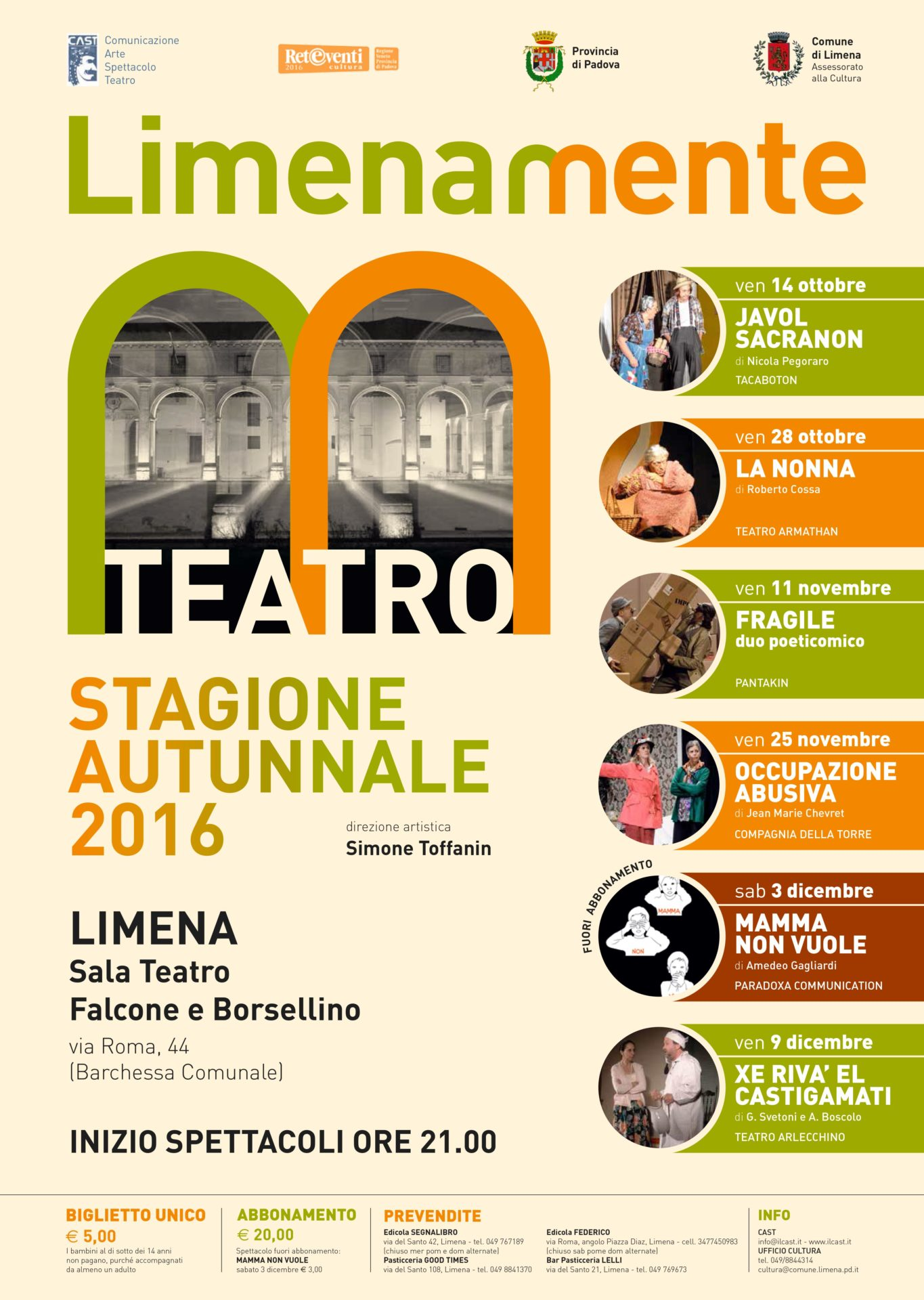 Limenamente Teatro primavera 2017