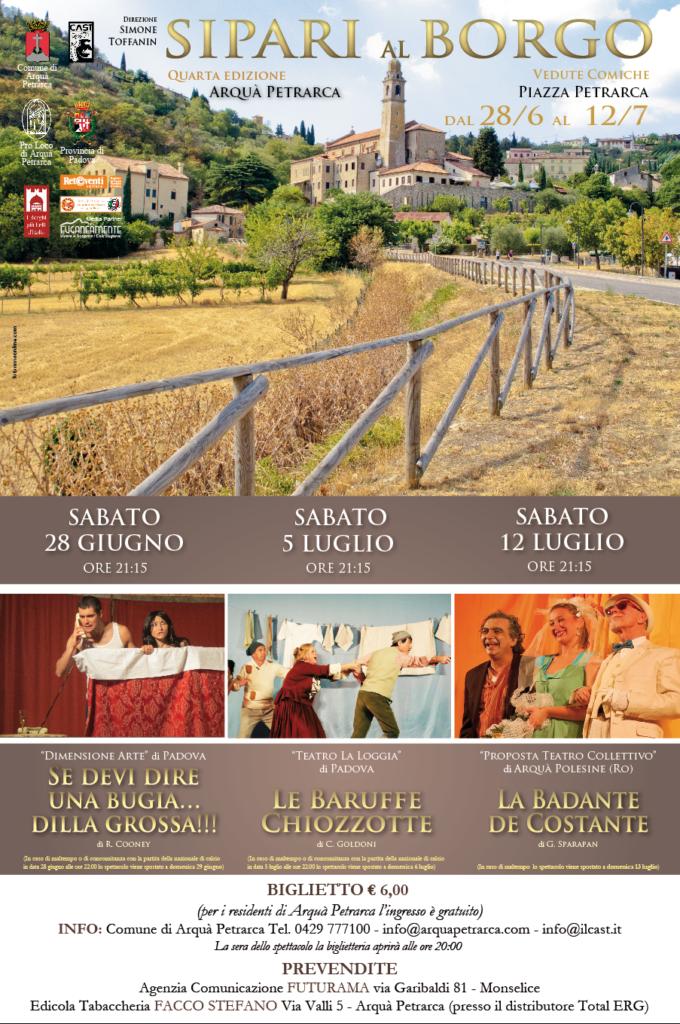 Sipari al Borgo 2014