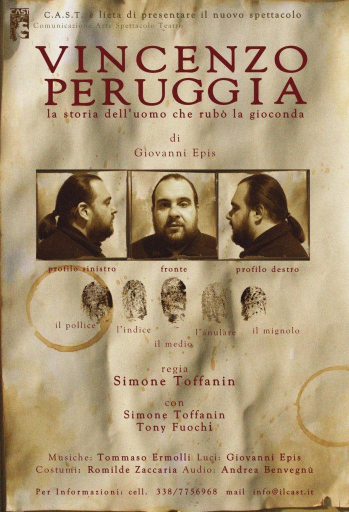 Vincenzo Peruggia, la storia dell'uomo che rubò la Gioconda