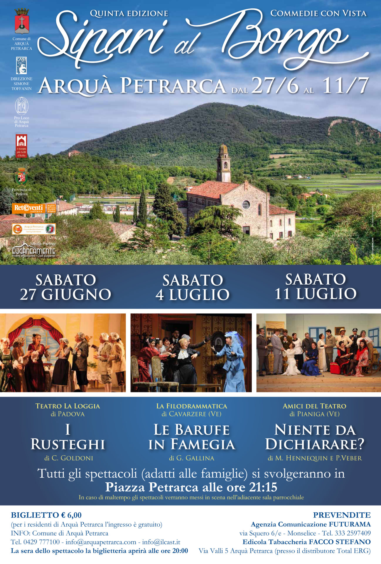Sipari al Borgo 2015