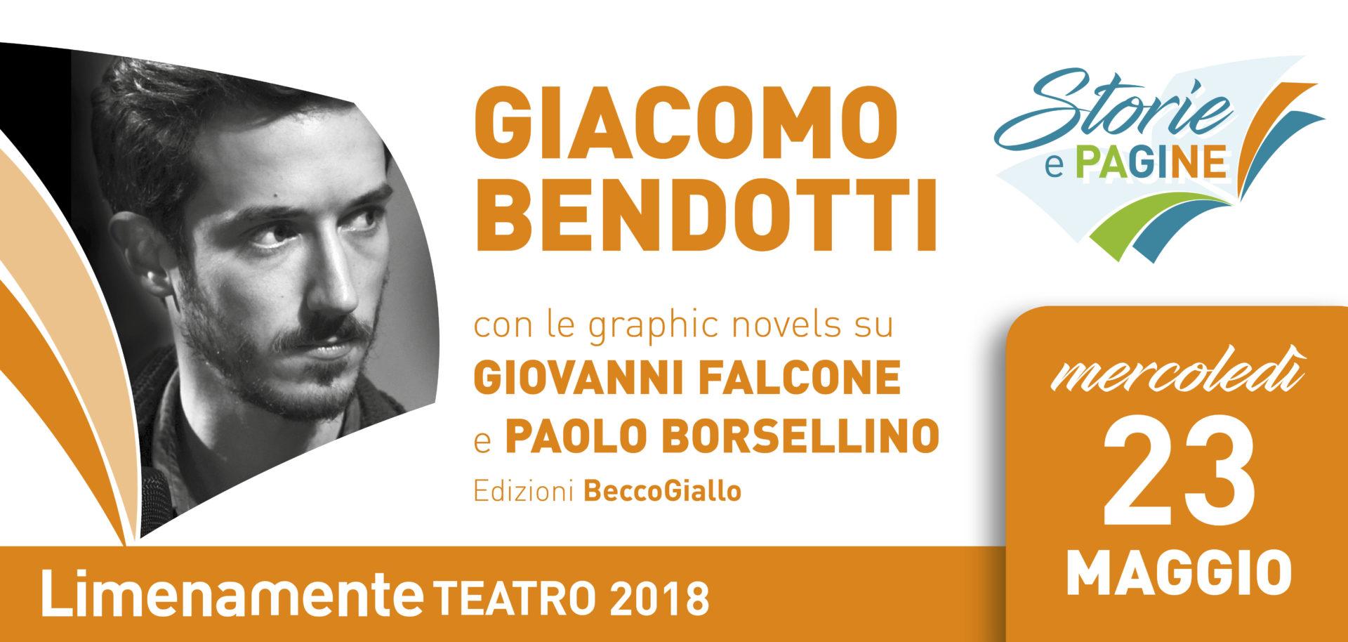 Storie e Pagine – Giacomo Bendotti