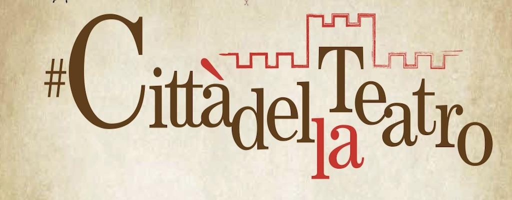 #CittàdellaTeatro 2019