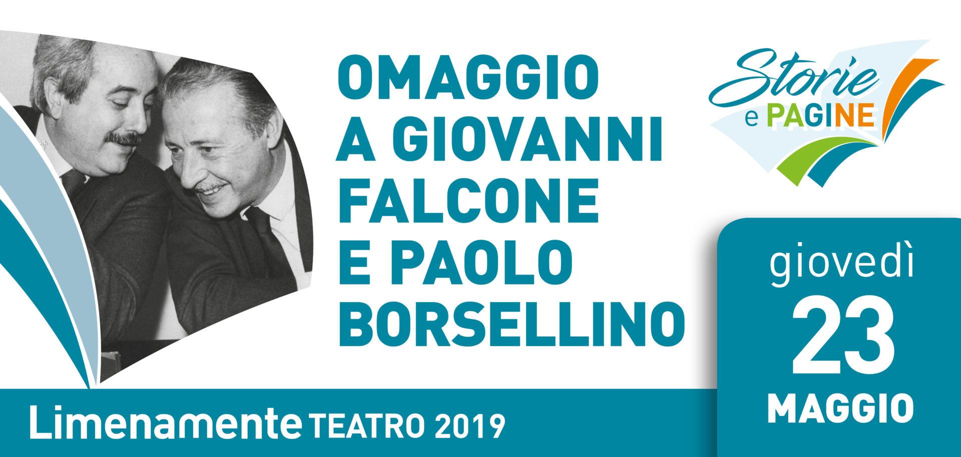 Omaggio a Giovanni Falcone e Paolo Borsellino